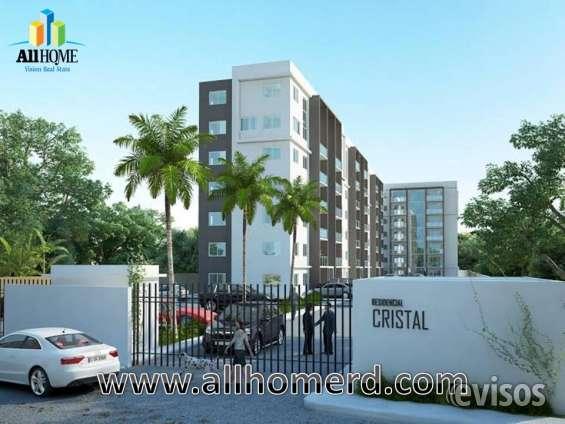 Aprovechas modernos apartamentos en santiago