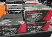 Pioneer CDJ-2000NXS2 (2) con sistema DJ DJM-900NXS2