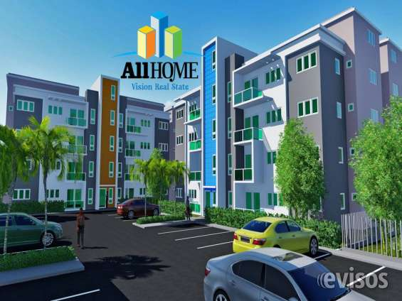 Gran oportunidad apartamentos en santiago