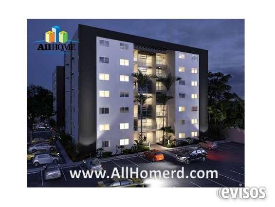 Hermoso proyecto de apartamentos en santiago