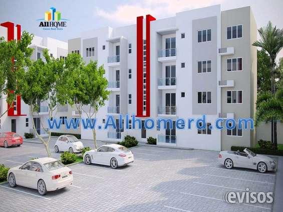 Proyecto de apartamentos en santiago