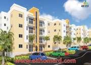 Gran oportunidad de apartamento en santiago