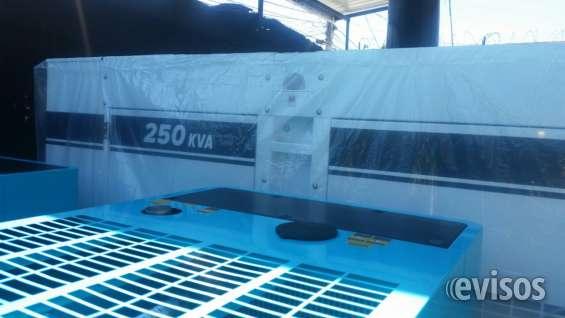 Vendemos plantas electricas cummins 200kw nueva a precios de fabrica ¡