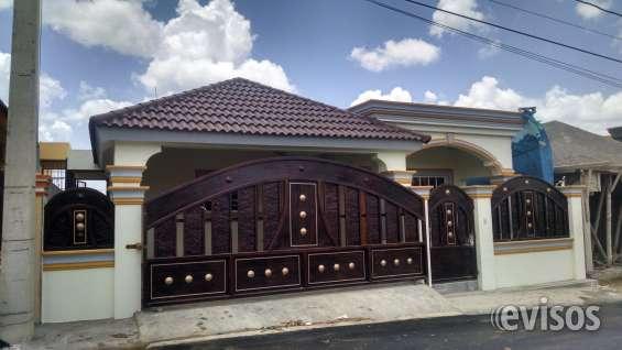 Casa en venta en los prados santiago