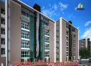 Apartamentos 3 habts  Jardines del Este, Santiago