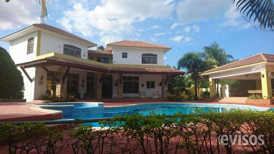 Luxury villa for sale in juan dolio, dominican republic