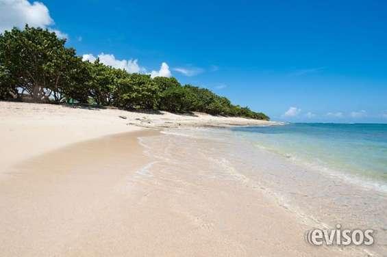 Vendo terreno 1ra. linea de playa pto plata