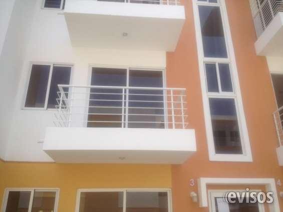 Apartamento en rent a2do nivel en padre las casa