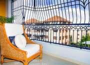 Penthouse amueblado en renta en gurabo