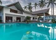 Villa Habitaciones en playa de coson