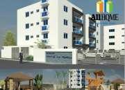Apartamentos de venta en planos en  los álamos, santiago