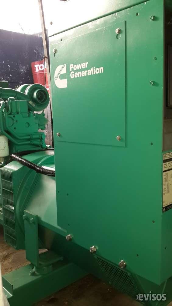 Fotos de Vendemos planta electrica 175kw generador stamford 4