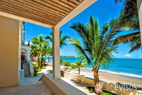 Beachfront apartamento en cabarete