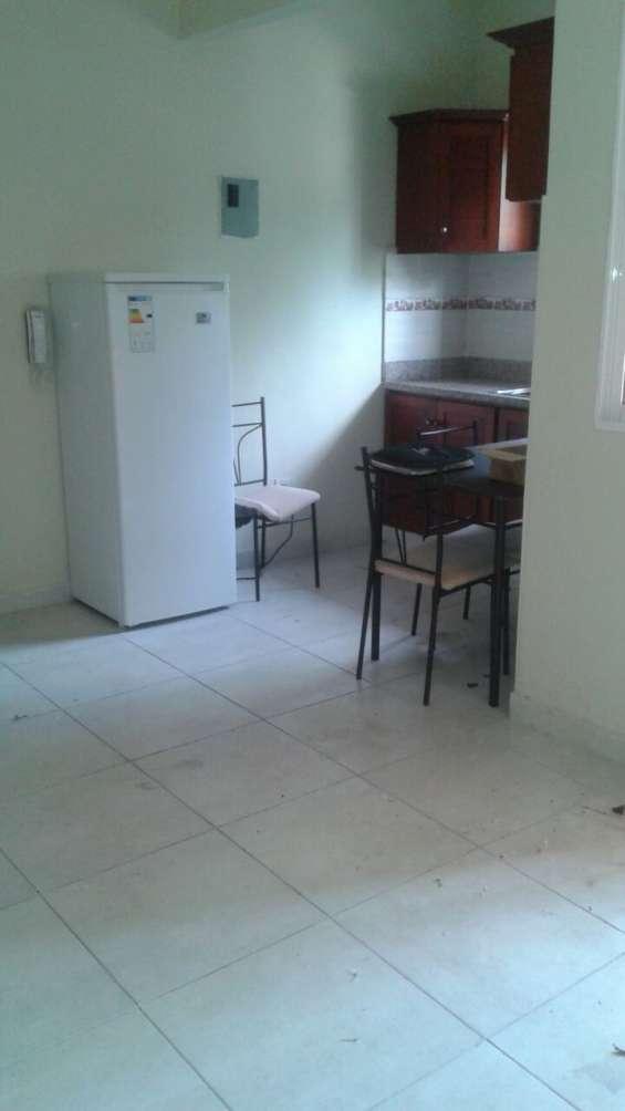 Alquiler amplio y cómodo apartamento de una habitación amplia en gascue, santo domingo.