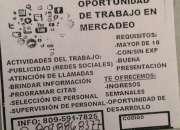 OPORTUNIDAD DE EMPLEO EN SANTO DOMINGO