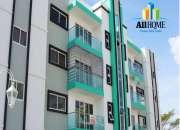 Apartamentos listos en Los Álamos, Santiago