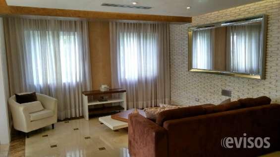 Piantini   amueblado 2 habitaciones   us$1,400