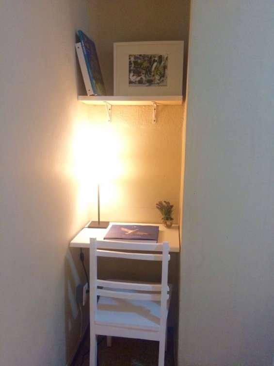 Alquiler apartamentos y aparta estudios amueblados en gazcue, unibe, miraflores, apec, sto. domingo, rd.