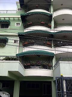 Rento apartamento en bella vista