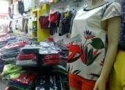 *Gran variedad de ropas en ofertas ** desde los Ángeles USA