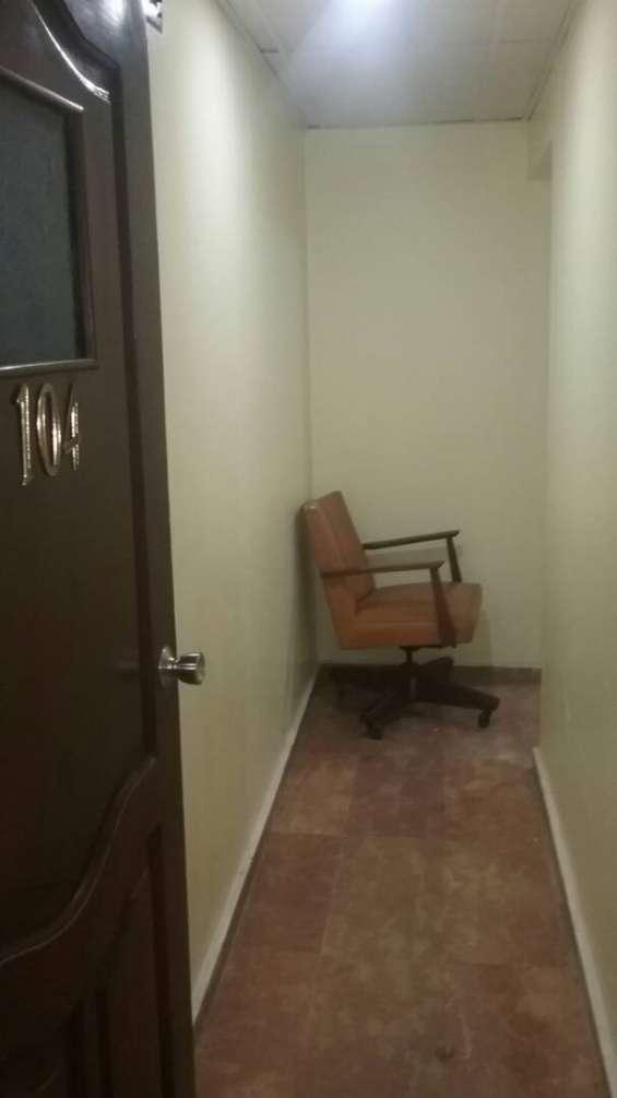 Se alquila local para oficina  en la zona universitaria próximo a la calle elvira de mendoza.