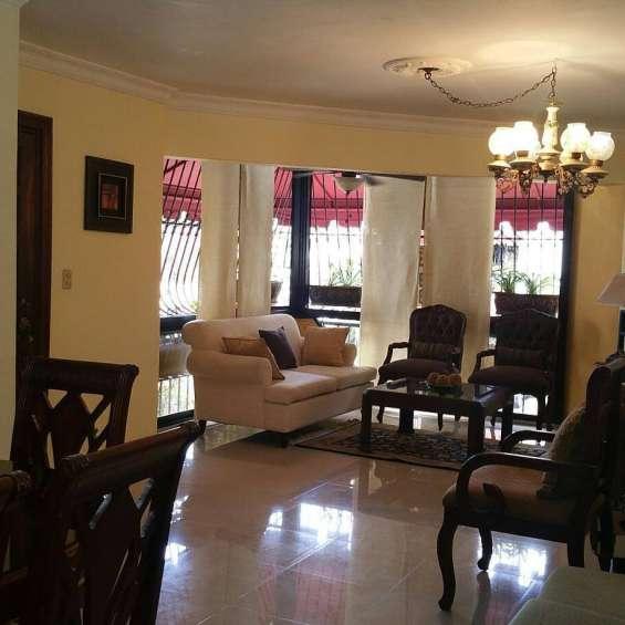 Alquiler apartamentos y aparta estudios amueblados en bella vista, real, cacicazgos, sto. domingo, rd.