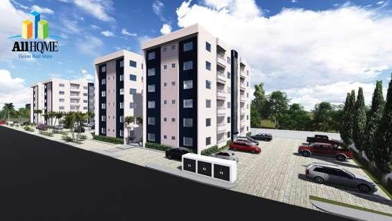 Excelente apartamento en villa olga, santiago