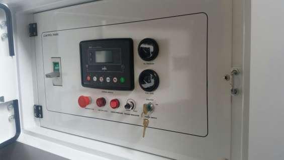 Fotos de Planat electrica 40kw nueva cummins 4