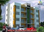 Oferta Apartamentos en la Barranquita, Santiago RD