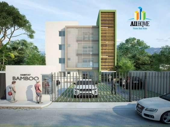 Oferta excelentes apartamentos en el embrujo, santiago rd