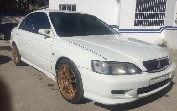 Honda accord type r.
