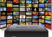 Television satelital via internet (iptv) pero sin parabolas