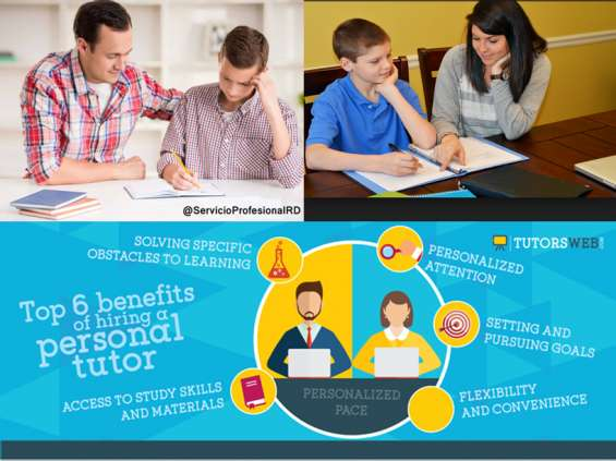 Mejora tus calificaciones y conocimientos , con un tutor personalizado en casa