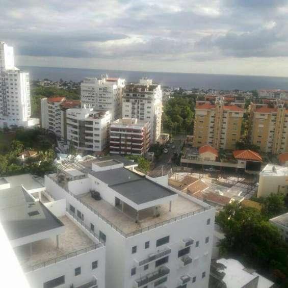 Alquilo apartamento rascacielos los cacicazgos