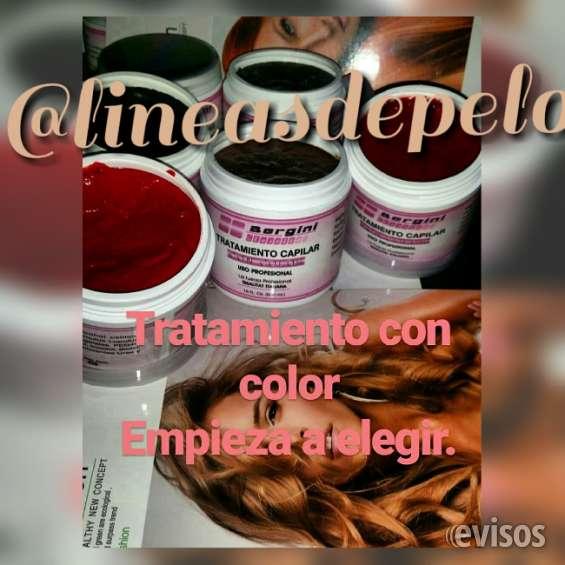 Tratamiento con color