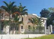 Casa con chimenea, jarabacoa (rmc-118)