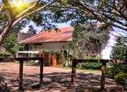 Villa amueblada con piscina y jacuzzi en jarabacoa, epkasa (rmv-116).