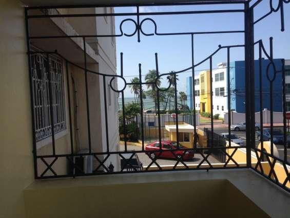 alquiler apartamento sin amueblar, 2 habs,  zona universitaria, vista al mar
