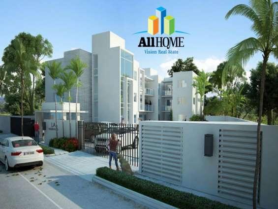 Oportunidad apartamentos en cerros de gurabo, santiago rd
