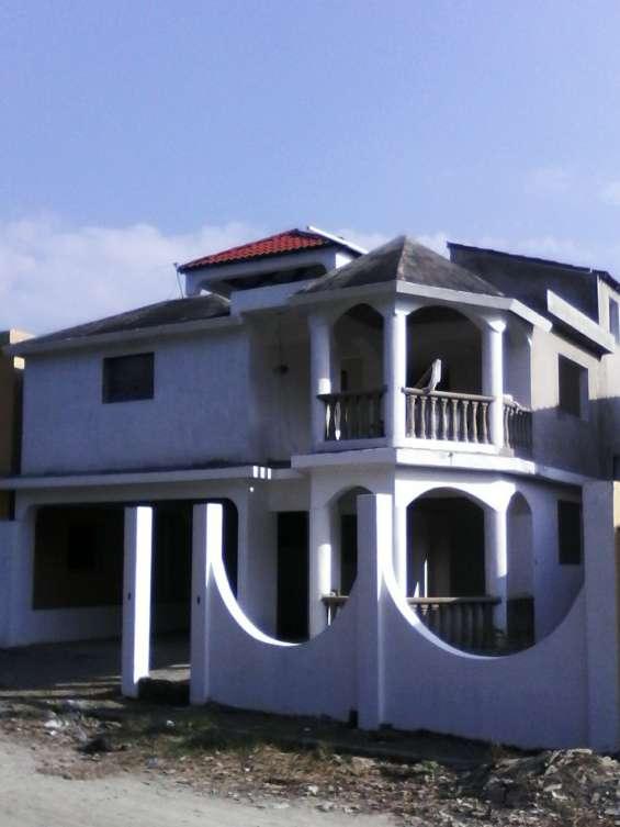 Casa de venta en construcción en jarabacoa epkasa (rmc-116)