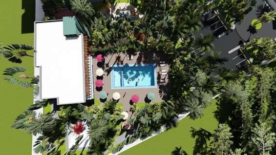 Hermoso apartamento en venta en la av.hispanoamericana