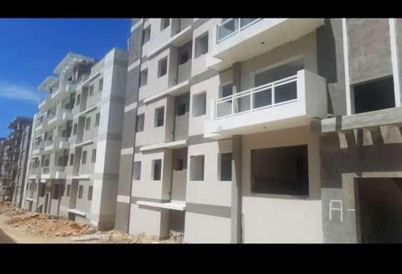 Proyecto de apartamento en ventas en la av.independencia km7