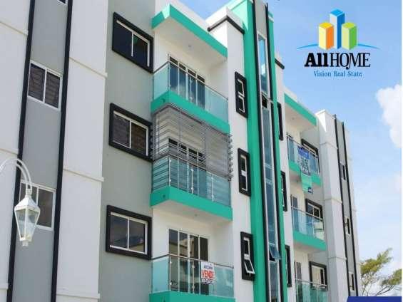 Estupendos apartamentos en santiago, rd