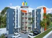 Atractivos apartamentos en Los Alamos, Santiago, RD