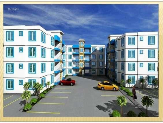 Nuevo residencial en santo domingo oeste-