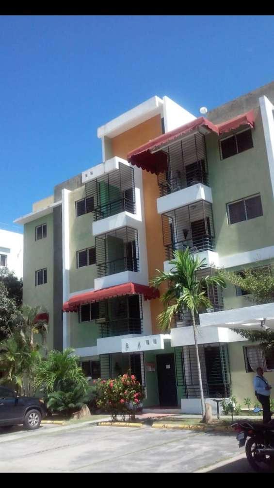 Hermoso apartamento en renta en padre las casas