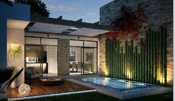 Con piscina villas/casas en punta cana cocina modulares