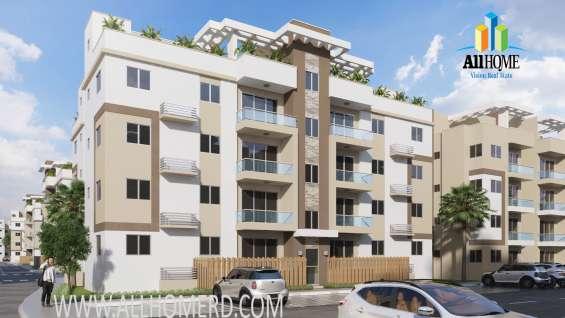 Apartamentos en san isidro nuevos con gimnasio y piscina