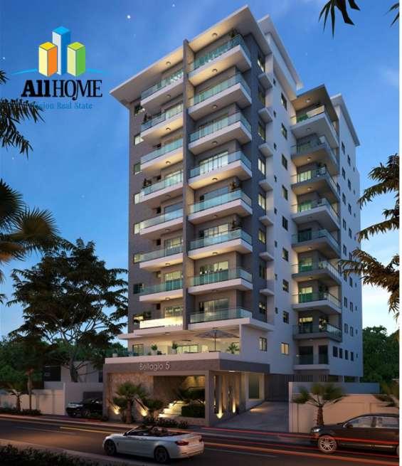 Torre de apartamentos nuevos en bella vista 1,2 y 3 hab
