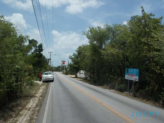 Jochy real estate, vende terreno en bayahibe